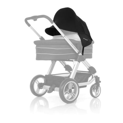 Accessori per carrozzine - Vela ombreggiante Sunny Plus Black [91052-00] by ABC Design