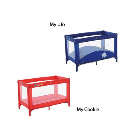 Lettini da viaggio - Lettino da viaggio Supernanna My Cookie by Foppapedretti