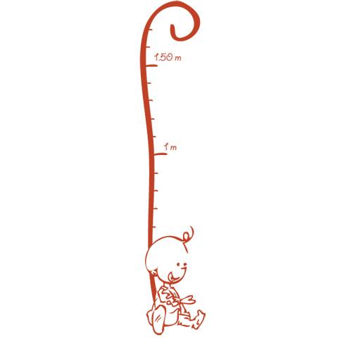 Complementi e decori - Bimbo Metro cm. 185 x 36 [3.59 D] by Acte Deco