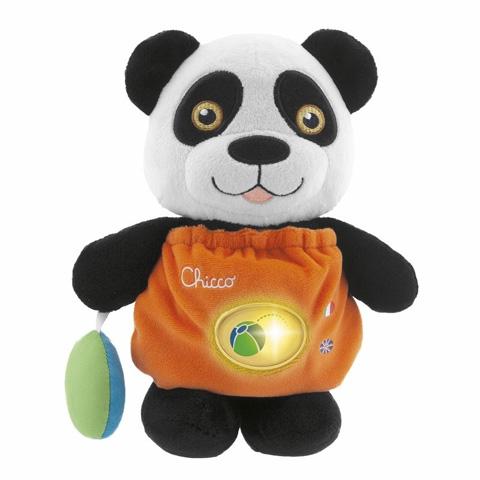 Giocattoli 6+ mesi - Pupazzi parlanti 2121 - Panda by Chicco