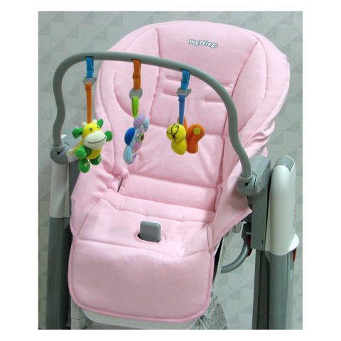 Kit For Baby High Chair Tatamia Amp Prima Pappa Newborn Rosa