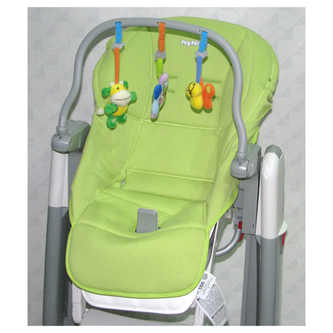 Accessori per la pappa - Kit accessorio per Tatamia e Prima Pappa Newborn Verde by Peg Perego
