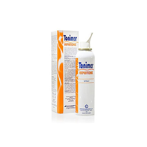 Tonimer Soluzione Isotonica Hypertonic Spray