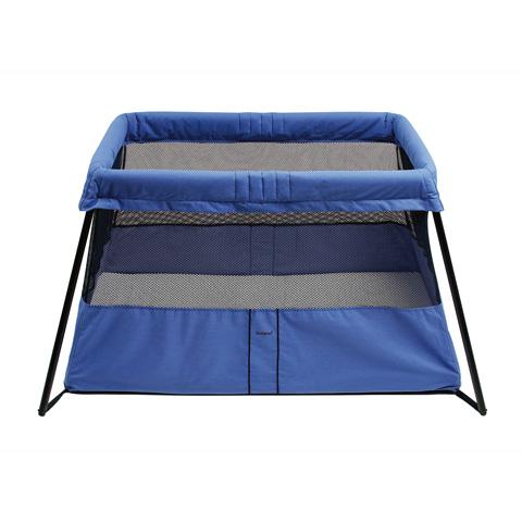 light travel cot baby bjorn blue 040067 ebay. Black Bedroom Furniture Sets. Home Design Ideas