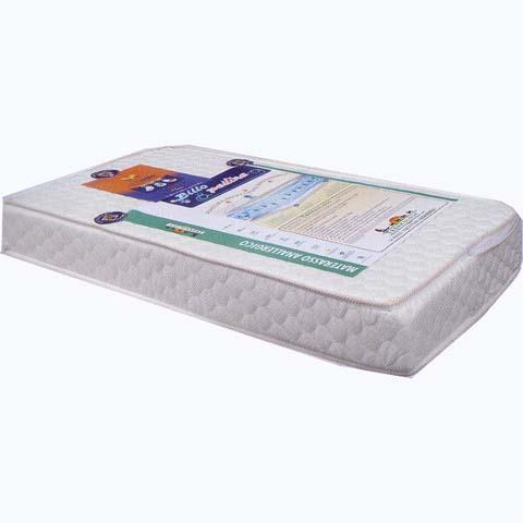 Materassi e linea bianca - Materasso losangato antiacaro Tecnology 125 x 60 by Billo e Pallina
