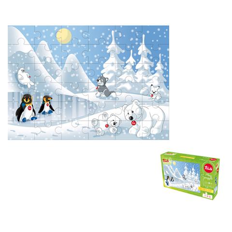 Giocattoli 24+ mesi - Puzzle 36 pz. Polo 31004 by Trudi
