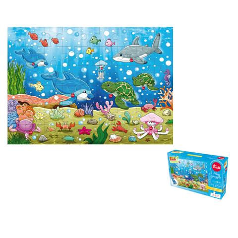 Giocattoli 24+ mesi - Puzzle 54 pz. Mare 31006 by Trudi
