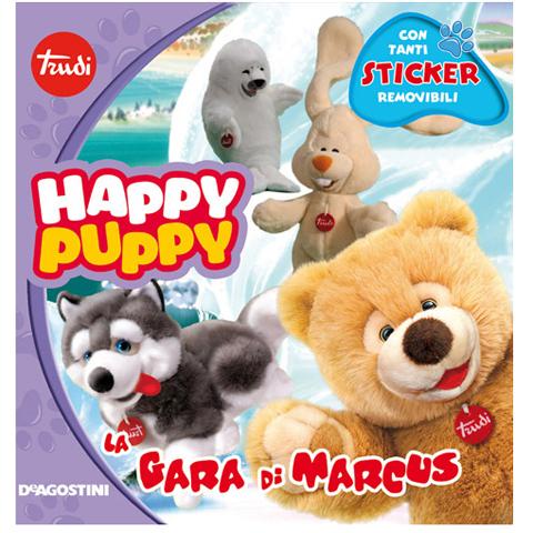 Giocattoli 18+ mesi - La gara di Marcus - Trudi Books 32022 by Trudi