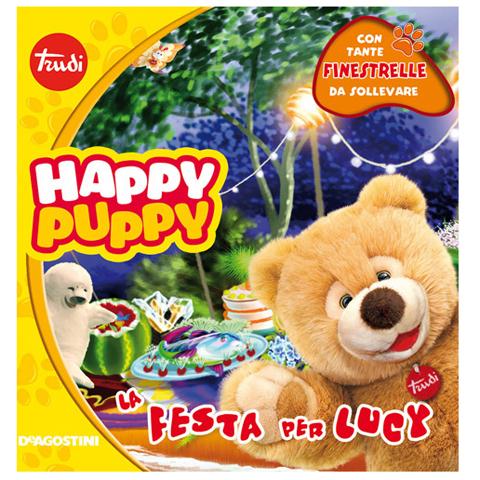 Giocattoli 18+ mesi - La festa per Lucy - Trudi Books 32024 by Trudi