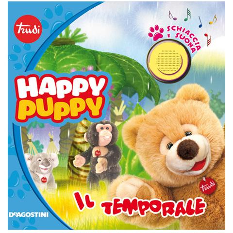Giocattoli 18+ mesi - Il temporale - Trudi Books 32025 by Trudi