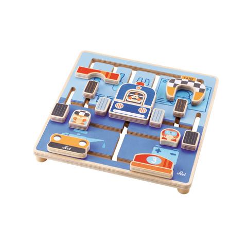 Giocattoli 24+ mesi - Puzzle labirinto meccanico 82675 by Sevi