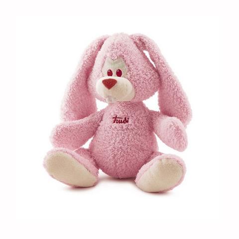 Giocattoli 12+ mesi - Coniglio cremino rosa 23782 [cm. 36] by Trudi