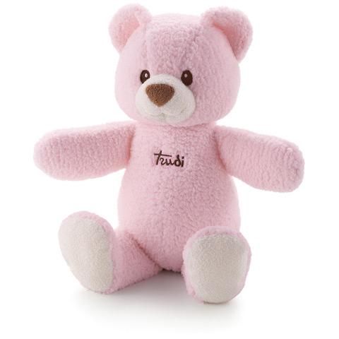 Giocattoli 12+ mesi - Orso cremino rosa 25972 [cm. 36] by Trudi
