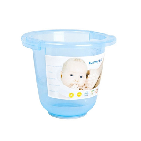 Prodotti igiene personale - Vaschetta Tummy Tub Azzurro by Tummy Tub