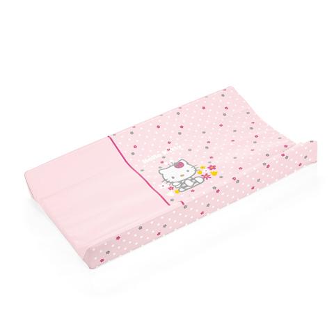 Accessori per l'igiene del bambino - Universal - piano fasciatoio rigido - Hello Kitty 451 rosa by Brevi