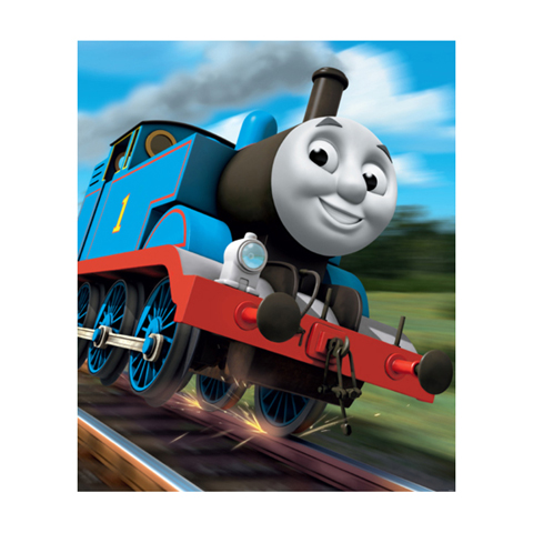 Complementi e decori - Il trenino Thomas - poster murale 8 pannelli Thomas the Tank Engine [42810] by Walltastic
