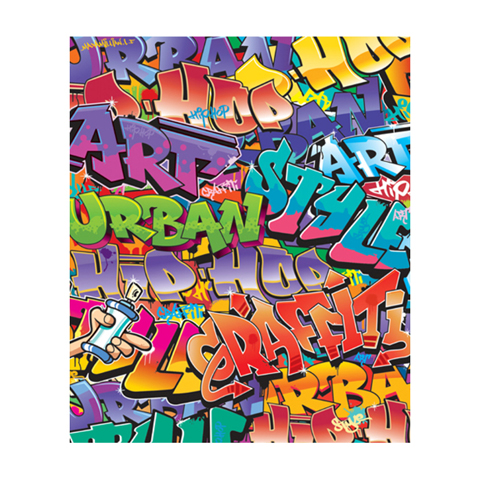 wandtattoo wandbild kinderzimmer graffiti 42827 walltastic ebay. Black Bedroom Furniture Sets. Home Design Ideas