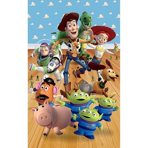 Complementi e decori - Toy Story - poster murale 6 pannelli TOY STORY [43046] by Walltastic