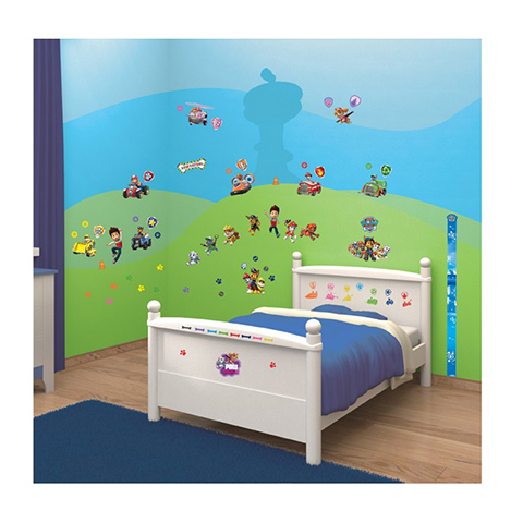 Walltastic Kit adesivi decorativi - Paw Patrol