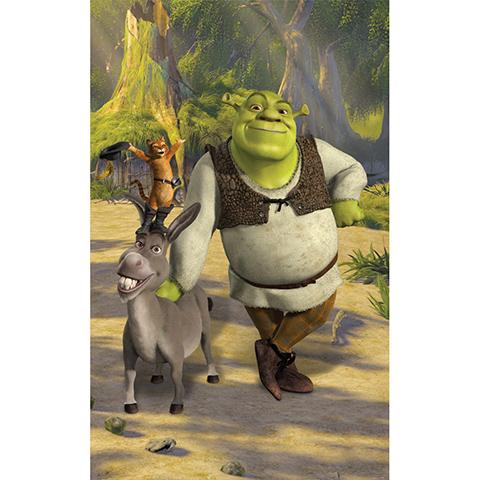 Walltastic Shrek - poster murale 6 pannelli