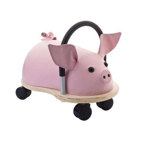 Giocattoli cavalcabili e trainabili - Wheelybug il cavalcabile - Maialino 6149734 by Wheelybug