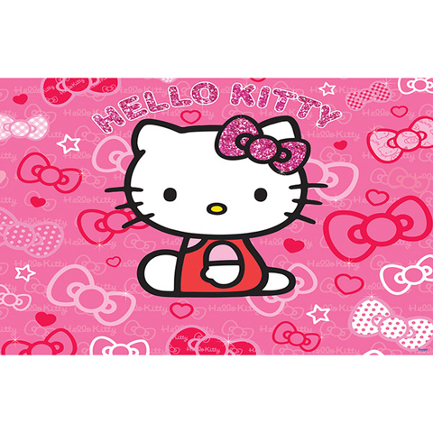 Complementi e decori - Hello Kitty - poster murale 12 pannelli HELLO KITTY [41271] by Walltastic