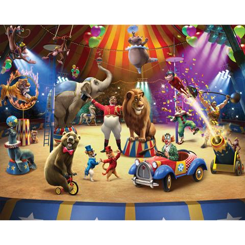 Walltastic Il circo - adesivo murale