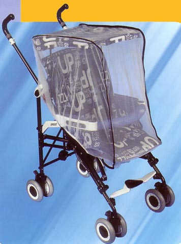 Accessori per il passeggino - Accessorio per passeggino Zanzariera passeggino ZP by Tecno Baby