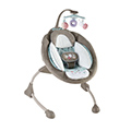 Sdraiette - Bright Starts Sdraietta oscillante InGenuity Cozy Coo Sway Seat