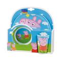 Stoviglie decorate - BBS Confezione regalo Peppa Pig