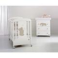 Offerte in corso - Baby Expert Set lettino Romeo + cass.fasc. Romeo + piumone Romeo