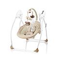 Sdraiette - Brevi Miou My Little Bear - altalena con sedile a dondolo