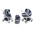 Modulari (DUO e TRIO) - Chicco [TRIO] Love Denim - Limited Edition