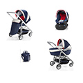 Modulari (DUO e TRIO) - Chicco [TRIO] Love Navy Edition