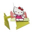 Complementi e decori - Culla del Bimbo Lampadario in legno Hello Kitty