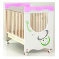 Lettini - NCR arredo baby Zodiaco - rosa [personalizzabile]
