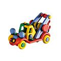 Giocattoli per i più grandi - Mic-O-Mic Piccolo Camion con gru