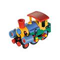 Giocattoli educativi - Mic-O-Mic Locomotiva piccola
