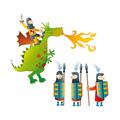 Complementi e decori - Acte Deco Lilian il dragone