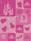 Tappeti per camerette - ABC Italia Princess Castle