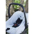 Accessori per il viaggio del bambino - Bamboom Auto Fresh Mini - copertura per ovetto
