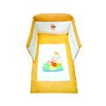 Piumoni - Baby Più Completo lettino 4 pz. stampato Orsetto in viaggio