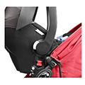 Accessori per il viaggio in auto - Baby Jogger Adattatore per seggiolino auto City GO per City Mini Zip