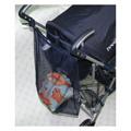 Accessori per il passeggino - Tecno Baby Borsa a rete per passeggino e carrozzine