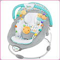 Sdraiette - Bright Starts Sdraietta Bouncer Taggies Soft n Snug
