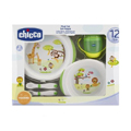 Stoviglie decorate - Chicco Set pappa 12+ mesi