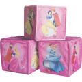 Complementi e decori - Eurasia 3 scatole portatutto Principesse Garden