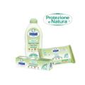 Allattamento e svezzamento - Fissan Baby 63 Salviettine - linea Protezione e Natura
