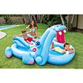 Casette, altalene, scivoli, piscine - Intex Play Center Ippopotamo