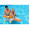 Casette, altalene, scivoli, piscine - Intex Cavalcabile Planes